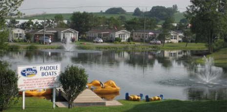 Golden Pond RV Resort